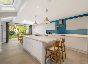 Thumbnail 4 bed detached house for sale in Cabul Road, London