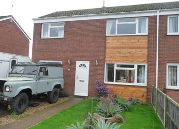 3 bed end terrace house for sale in Green Lane Estate, Pudding Norton NR21
