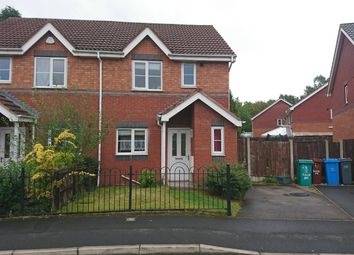 Thumbnail 3 bedroom semi-detached house for sale in Collin Avenue, Gorton, Manchester