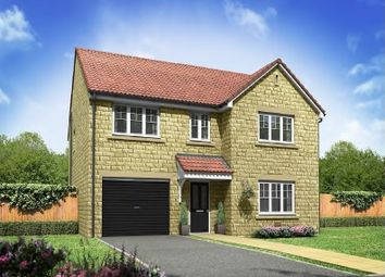 "Thumbnail 4 bed detached house for sale in ""The Harley "" at Bawtry Road, Bessacarr, Doncaster"