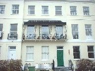 Thumbnail 1 bed duplex to rent in Evesham Road, Cheltenham