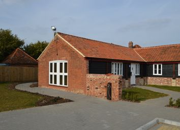 Thumbnail 2 bedroom barn conversion to rent in Bulmer, Sudbury, Suffolk