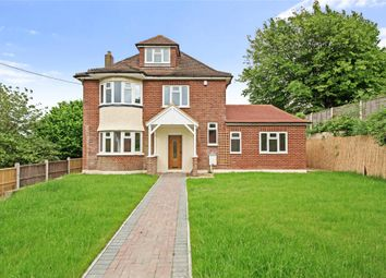 Thumbnail 4 bed detached house for sale in Robin Hood Lane, Chatham, Kent