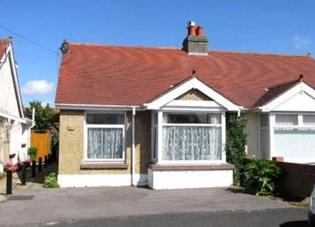 Thumbnail 2 bed bungalow to rent in Northcroft Road, Gosport