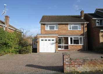 Thumbnail 4 bed detached house to rent in Sandringham Road, Swindon