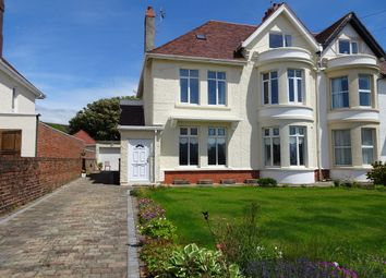 Thumbnail 2 bed flat for sale in Lougher Gardens, Porthcawl
