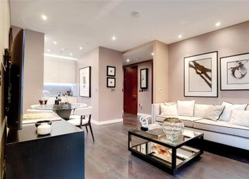 Thumbnail 1 bedroom flat for sale in Madeira Tower, The Residence, Ponton Road, London