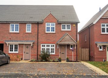 Thumbnail 3 bed terraced house for sale in Ashtree Leasow, Leegomery Telford