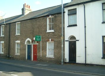 Thumbnail 2 bed terraced house to rent in Victoria Road, Cambridge