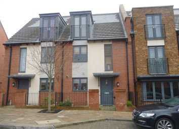Thumbnail 3 bed property to rent in Barring Street, Upton, Northampton