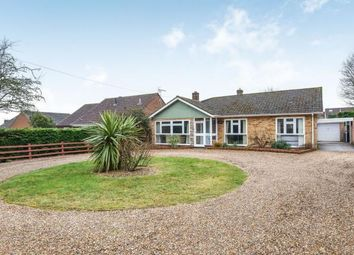 Thumbnail 3 bed bungalow for sale in New Costessey, Norwich, Norfolk