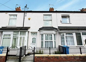 Thumbnail 2 bedroom terraced house to rent in Doris Vale, Aylesford Street, Hull
