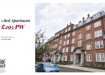 Thumbnail 1 bed flat to rent in Peabody Estate, Fulham Palace Road, London