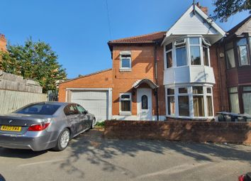 3 bed semi-detached house for sale in Eileen Road, Sparkhill Birmingham B11
