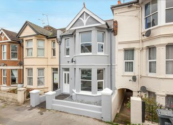Thumbnail 3 bed terraced house for sale in Reginald Road, Bexhill On Sea, Bexhill On Sea