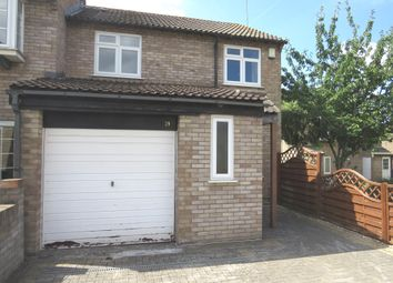Thumbnail 3 bed end terrace house for sale in York Close, Stoke Gifford, Bristol