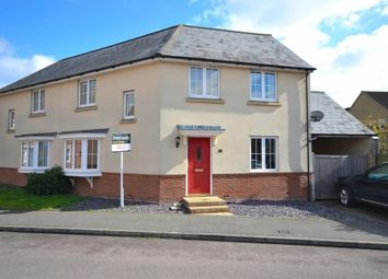 Thumbnail 3 bed detached house to rent in The Pastures, Brewers End, Takeley