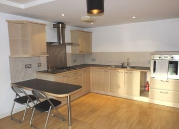Thumbnail 2 bed flat to rent in Leadmill Court, Leadmill Street