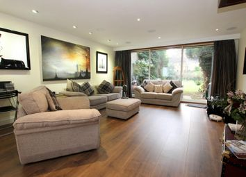 Thumbnail 3 bed terraced house to rent in St. Georges Close, Weybridge