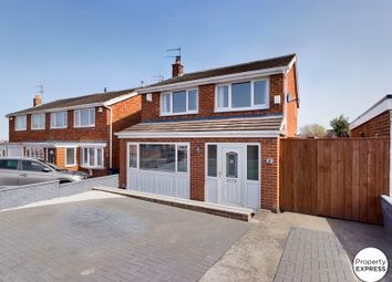 Thumbnail 3 bed detached house for sale in Westminster Close, Eston, Middlesbrough