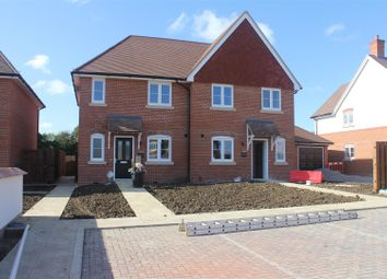 Thumbnail 2 bed property for sale in Platers Road, Haddenham, Aylesbury