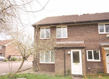 Thumbnail 1 bed flat to rent in Chandos Close, Grange Park, Wiltshire