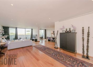 Thumbnail 3 bed flat for sale in The Bridge, 334 Queenstown Road, London