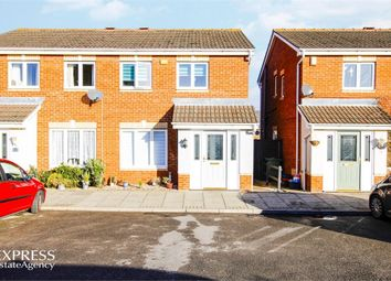 Thumbnail 3 bed semi-detached house for sale in Utgard Way, Grimsby, Lincolnshire