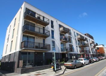Thumbnail 1 bedroom flat to rent in Brittany Street, Millbay, Plymouth