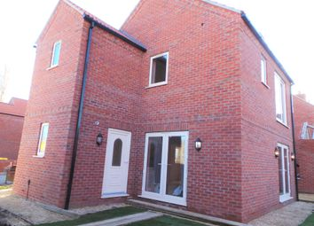 Thumbnail 3 bedroom detached house for sale in Shopping Centre, Park Lane, Washingborough, Lincoln