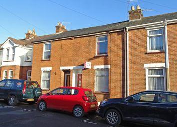 Thumbnail 2 bed terraced house for sale in Nursery Road, Salisbury