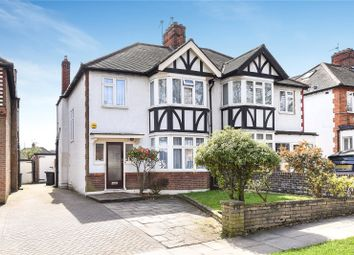 Thumbnail 3 bed semi-detached house for sale in Winchmore Hill Road, Winchmore Hill, London