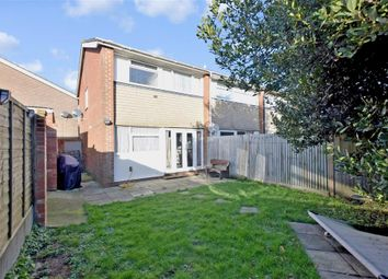 Thumbnail 2 bed end terrace house for sale in Wolstenbury Road, Rustington, West Sussex