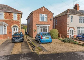 Thumbnail 3 bed detached house for sale in Broadway, Yaxley, Peterborough