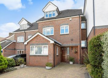 Thumbnail 4 bed terraced house for sale in Cranley Terrace, Holders Hill Drive NW4,