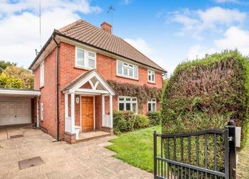 Thumbnail 3 bed detached house for sale in Cobham, Surrey