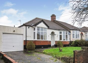Thumbnail 3 bed bungalow for sale in Mainridge Road, Chislehurst, Kent