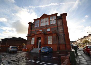 Thumbnail 2 bedroom flat to rent in Wellington Street, Liverpool