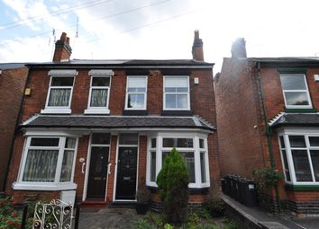 Thumbnail 2 bed terraced house to rent in Gristhorpe Road, Birmingham