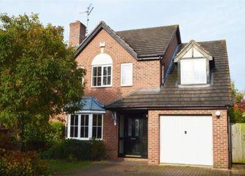 Thumbnail 4 bed detached house for sale in Gretton Close, Peterborough, Cambridgeshire