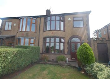 Thumbnail 3 bedroom semi-detached house for sale in Yew Tree Drive, Blackburn