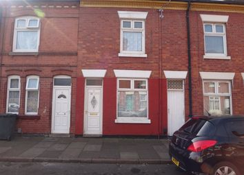 Thumbnail 3 bed terraced house to rent in Olphin Street, Leicester