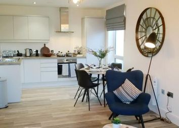 Thumbnail 1 bed flat for sale in Schooner Wharf, Schooner Way, Cardiff