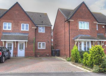 3 bed semi-detached house for sale in Elliott Way, Consett DH8