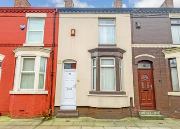 2 bed terraced house for sale in Willmer Road, Liverpool, Merseyside L4