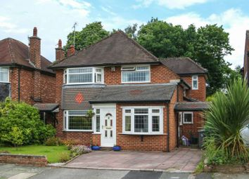 Thumbnail 4 bed detached house for sale in Warburton Close, Hale Barns, Altrincham