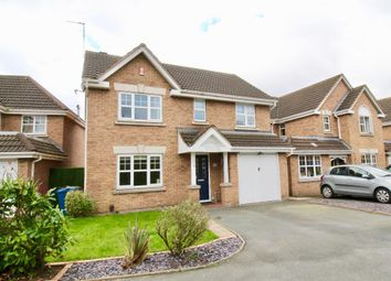 Thumbnail 4 bed detached house to rent in Trinity Drive, Stone, Staffordshire