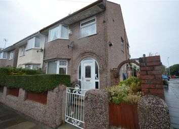 Thumbnail 3 bedroom property to rent in Hadfield Avenue, Hoylake, Wirral