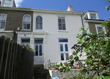 Thumbnail 3 bed terraced house for sale in Bellair Terrace, St. Ives, Cornwall