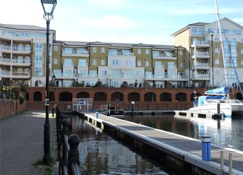 Hamilton Quay, Sovereign Harbour North, Eastbourne BN23. 3 bed flat